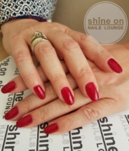 Fire Red Shellac
