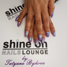 Acrylic Enlargement & UV Hybrid Colouring