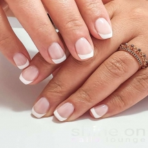French Manicure UV Gel Laloo
